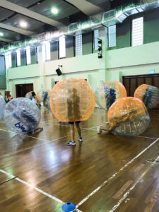 Bloop Bubble Soccer Singapore