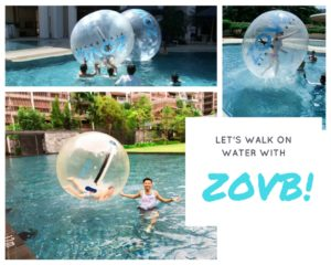 Water ZOVB Singapore