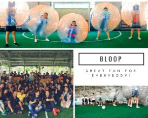 Bloop Singapore Corporate Activities