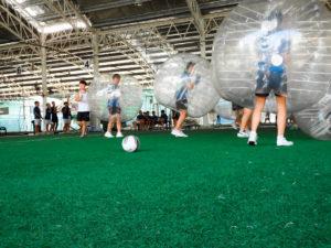 Bloop Bubble Soccer