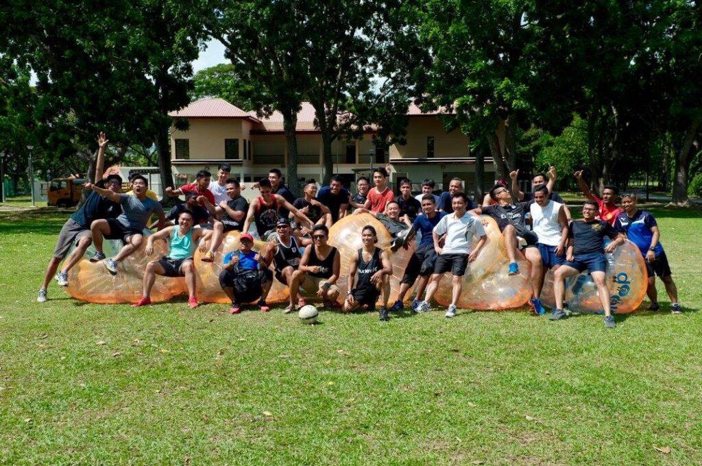 ZOVB group activity