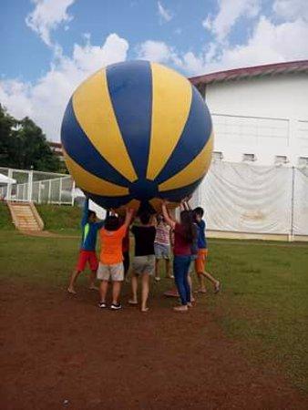 push ball singapore