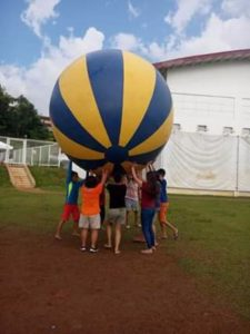 Giant inflatable ball singapore